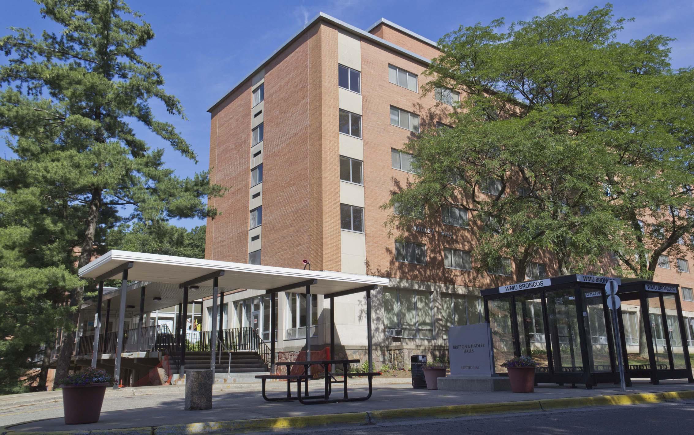 Western Michigan University Western View Apartments Progress